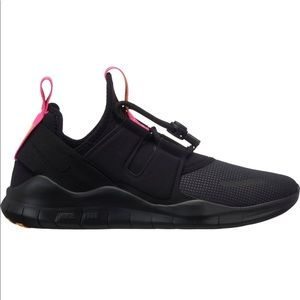 🆕 Nike Women's Free RN Commuter 2018 - Black/Pink